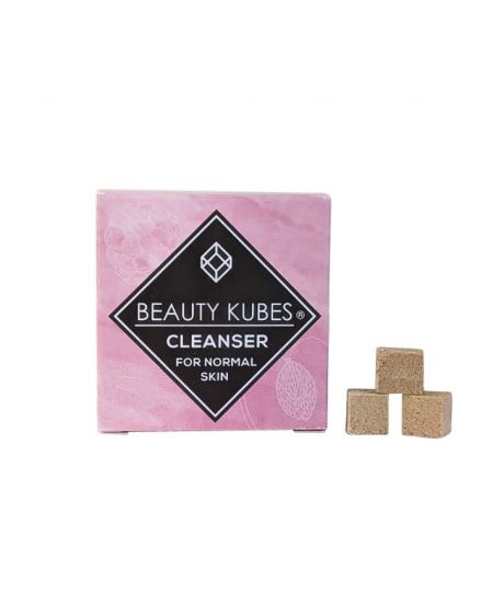 Beauty Kubes Cleanser - for normal skin