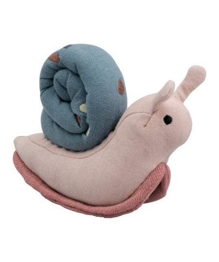 Fabelab Snail Soft Toy