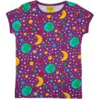 DUNS Violet Mother Earth SS Tee