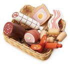 Tender Leaf Charcuterie Basket